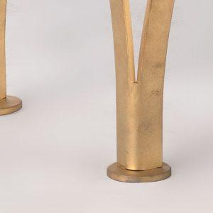 3004 – 32″ Split Leg Bench (Hair on Hide)