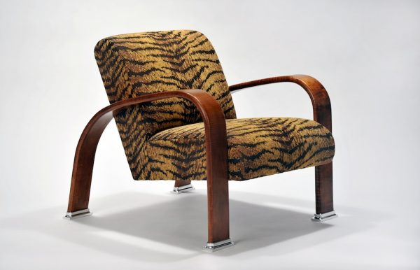 1905 Whiskers Lounge Chair