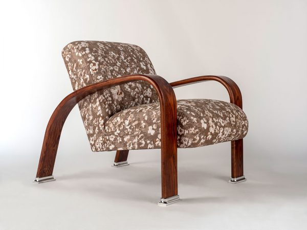 1905 Flowers Lounge Chair